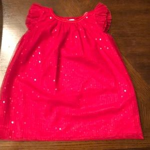 Other - Red sequin Christmas dress 2t